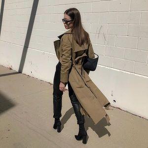 Fashion Nova Kylie Trench Jacket